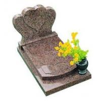 Quality granite tombstone for sale