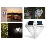 Wholesale Waterproof Solar LED Motion Sensor Light , Energy Saving Solar Pir Security Light from china suppliers