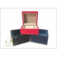 Wholesale Handmade Watch Presentation Box , Ladies Watch Display Case  from china suppliers