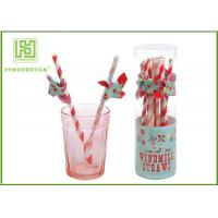 Wholesale Nice Colorful Windmill Party Paper Straws In Bulk For Anniversary Decorations from china suppliers