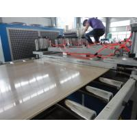 Quality PVC Construction Template Extrusion Line --PVC Extrusion Line --Extrusion Line for sale