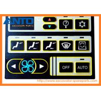 Buy cheap 24V Air Conditioner Control Panel Excavator AC Control Panle  VOE14513653  14513653 For Volvo EC160 from wholesalers