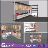 Wholesale metal fabric portable bedroom manufactures direct new walk in wardrobes for 2015 from china suppliers