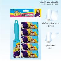 Wholesale Lint Roller With 60 Layers Spiral Sheets from china suppliers