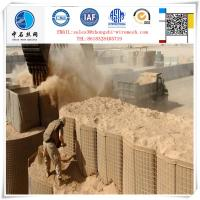 Buy cheap Welded Mesh Gabion Box for military gabion wall from wholesalers