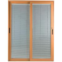 Wholesale Wood Interior Bathroom Window Louvers Waterproof With Plastic Shutters from china suppliers