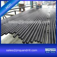 Wholesale Tapered rods, Plug hole rods, Integral drill steels, threaded rods and button bits from china suppliers