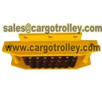 Quality CT Crawler type roller skids details with price list for sale