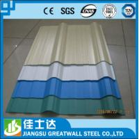 Wholesale Oil Paint PE PVDF HDP SMP Zinc Metal Roofing Corrugated Steel Sheets from china suppliers