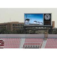 Wholesale Static / 1/4 6000 Nits Scan Mode Outdoor Stadium Hanging LED Display from china suppliers