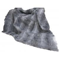 China Hare Rabbit Fur Blanket on sale