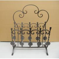 Quality Decorative Wrought Iron Home and Garden Flower Stand for sale