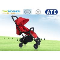 Wholesale Compact Small 4 Wheel Prams 3 In 1 360 Degree Free Rotation from china suppliers