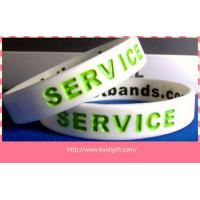 Wholesale Most popular  silicone bracelets custom silicone arm band from china suppliers