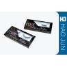 Handmade Fake Eyelash Case / Eyelash Storage Box With Plastic Blister for sale