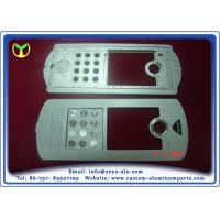 Wholesale Building Interphone Aluminum Parts Manufacturing With Silver Anodizing from china suppliers