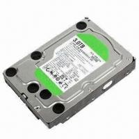 Wholesale 3.5-inch Hard Drive, 64MB Cache, 5,400rpm Speed, Used for Desktops from china suppliers
