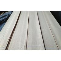 Wholesale White Oak Wood Veneer Doors Interior Sheets , Water Rot Resistant from china suppliers