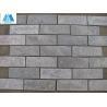 Buy cheap Pink Quartzite Mushroom Stone Gate Column Wall Cladding Mushroom Wall Cladding Stone from wholesalers