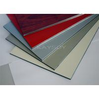 Wholesale Building facades Material Aluminum Plastic Composite Panel Curtain Wall from china suppliers