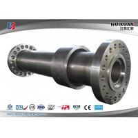 Wholesale Industrial Steam Turbine Rotor Forging Steel Water Turbine Main Shaft from china suppliers