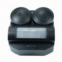 Buy cheap PIR Motion-activated Animal/Sensor Mouse Repeller, Powered by 4pcs AA Batteries from wholesalers