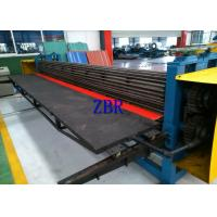 Wholesale Roofing Barrel Corrugated Sheet Metal Roll Forming Machines 5000X 2000X1650 from china suppliers