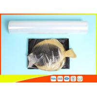 Wholesale Best fresh pvc food grade stretch wrap film PE transparent soft cling film from china suppliers