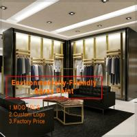 Quality clothing display racks and retail clothing  store furniture for retail garment shop for sale