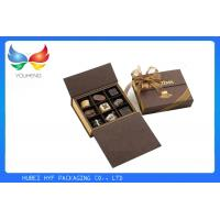 Wholesale Embossing Elegant Luxury Packaging Boxes , Cardboard Magnetic Closure Gift Box from china suppliers