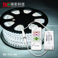 Quality DC 12V 24V, CE RoHS, 4A  LED light Accessories Single Color LED Dimmer for sale