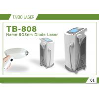 Wholesale Big Spot 12 * 20 808nm Diode Laser Depilation Machine , Permanent Hair Removal Machine from china suppliers