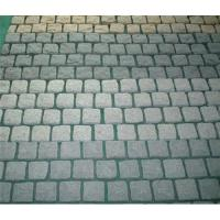 Buy cheap Meshed cobble stone from wholesalers