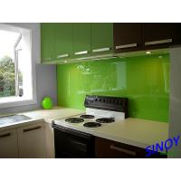 Wholesale 3mm To 8mm Water Proof Back Painted Glass For Interior Designs And Decorations from china suppliers