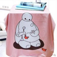 Wholesale Baymax Series 12 Constellation Cartoon Kids Blankets Super Soft Velvet OEM from china suppliers