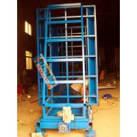 Wholesale Warehouses Automated Self Storage Systems Blue Pallet Tidier Pallet Fetcher from china suppliers
