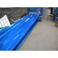 Buy cheap Corrugated galvanized steel sheet zinc aluminum sheets , 0.3mm-6mm Thickness from wholesalers