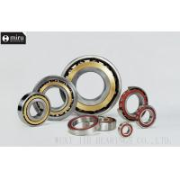 Quality High Precision Angular Contact Ball Bearing 7204B - 7315B  With Nylon Cage for sale