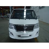 Wholesale Highroof City Service Bus Mini Van Bus With Power Steering Long Distance from china suppliers