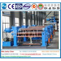 Wholesale Hot! Hydraulic CNC Plate rolling machine/Italian imported machine,plate bending machine from china suppliers