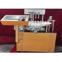Wholesale Whitening Gel Syringe Filling Capping Machine Semi - auto Dentist Using from china suppliers
