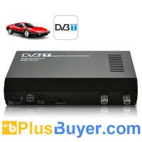 Wholesale Car HD DVB-T Digital TV Receiver (HDMI, 1920*1080, MPEG 2/4) from china suppliers