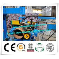 Wholesale Column And Boom Weld Manipulator Pinch Welding Rotator For Flange / Pipe from china suppliers