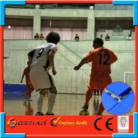 Wholesale Portable Plastic Sport Court Flooring With Orange Color , Non Toxic from china suppliers