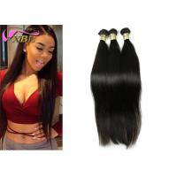 Double Drawn Human Hair Extension Malaysian Hair Bundles Straight Sew In Hair