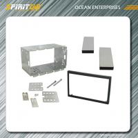 Wholesale 100mm fitting kit Car Radio Removal Tool Double Din Facia Plates from china suppliers