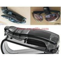 Wholesale Car Sun Visor Glasses Sunglasses Ticket Receipt Card Clip Storage Holder Storage Shelf Car Organizer Accessories Platic from china suppliers