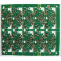 Wholesale Printed Circuit Board ROHS Prototype 4 layer pcb High-TG FR4 , ENIG , Plated Gold from china suppliers