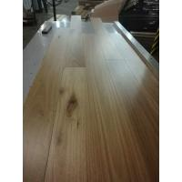Wholesale stressed Spotted Blackbutt engineered wood flooring, natural color, brushed surface, very nice from china suppliers