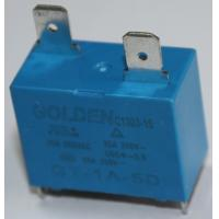 Wholesale Blue GT-1A-12D 25A 12 Volt 2 Pin Relay Environmental Friendly Custom from china suppliers